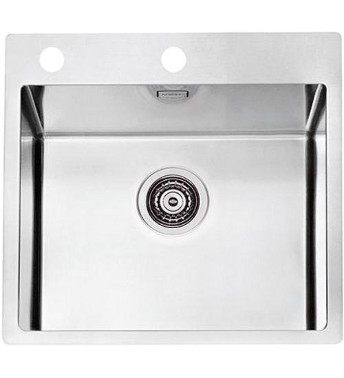 Кухонная мойка Alveus Pure 70 Нержавеющая сталь 1122385