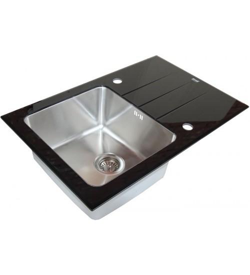 Кухонная мойка Zorg GL 5077 Black