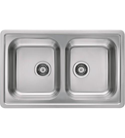 Кухонная мойка Alveus Elegant 40 Нержавеющая сталь 1009383