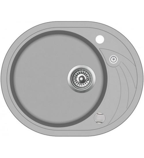Кухонная мойка Aquasanita Clarus SR 102 Argent