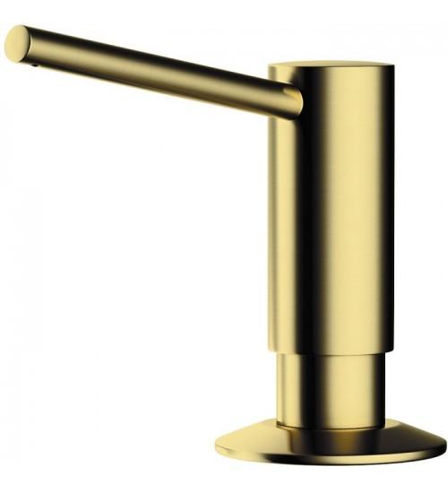 Дозатор для мыла Omoikiri OM-02 LG-Светлое золото