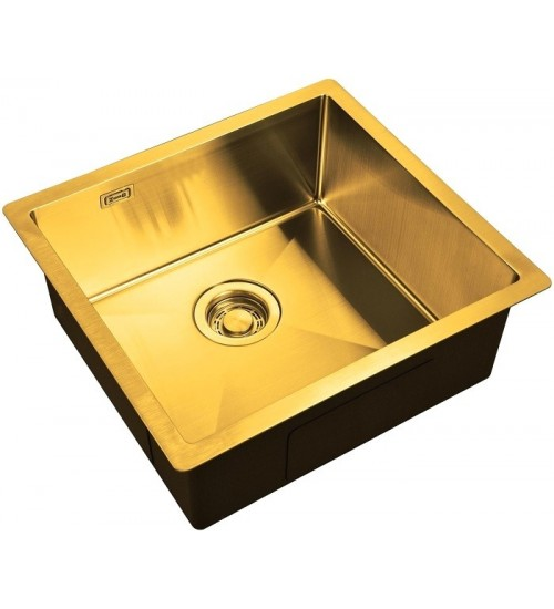 Кухонная мойка Zorg ZL R 480440 Bronze