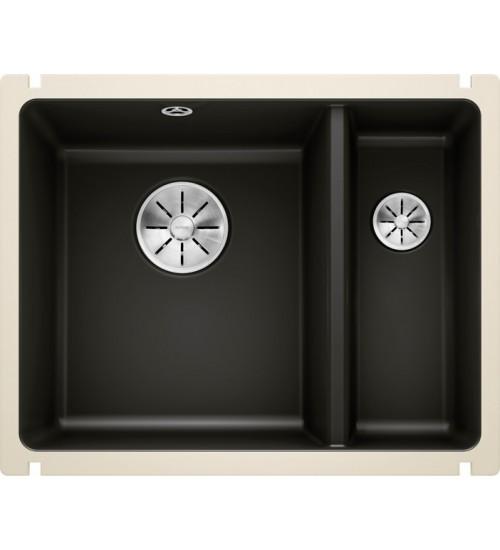 Кухонная мойка Blanco Subline 350/150-U Черный (керамика)