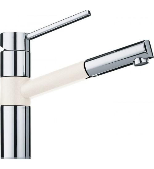 Кухонный смеситель Franke Landy Ваниль (Выдвижной душ)