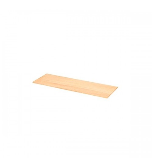 Декоративная накладка для полок, средняя Kessebohmer 00 8929 0358, 350х106, 5х4 мм, дуб