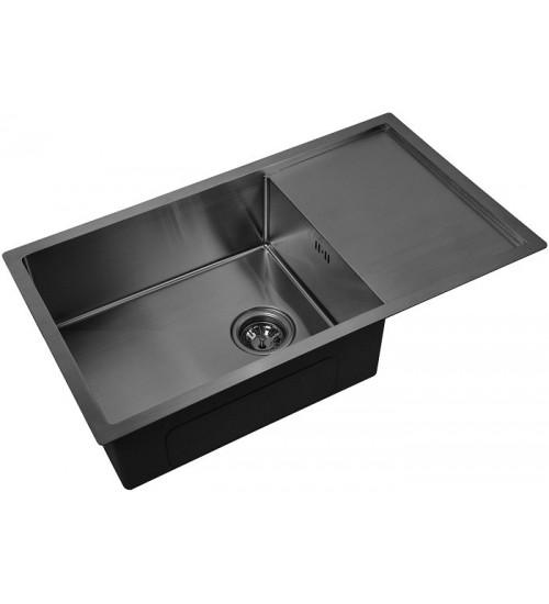 Кухонная мойка Zorg ZL R 780440 Grafit