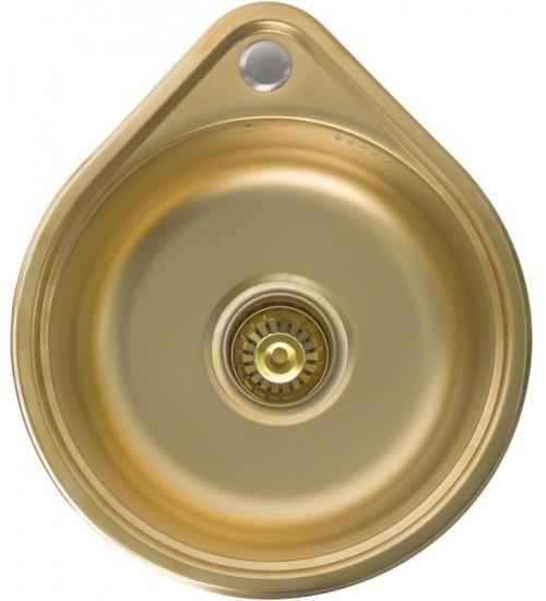 Кухонная мойка Seaman Eco Wien SWT-3945 Antique Gold (Matt *12)