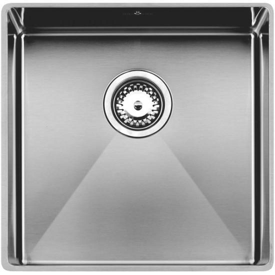 Кухонная мойка Reginox Florida 40x40 L Lux Полированная нержавеющая сталь
