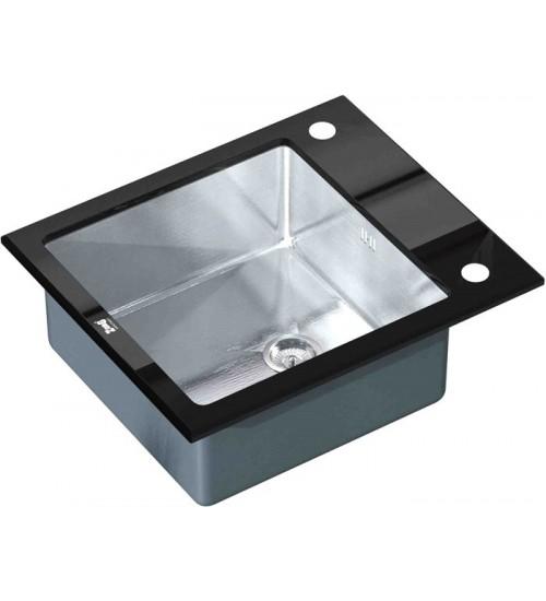 Кухонная мойка Zorg GL 6051 Black