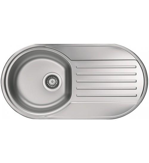 Кухонная мойка Alveus Form 40 Нержавеющая сталь 1060001