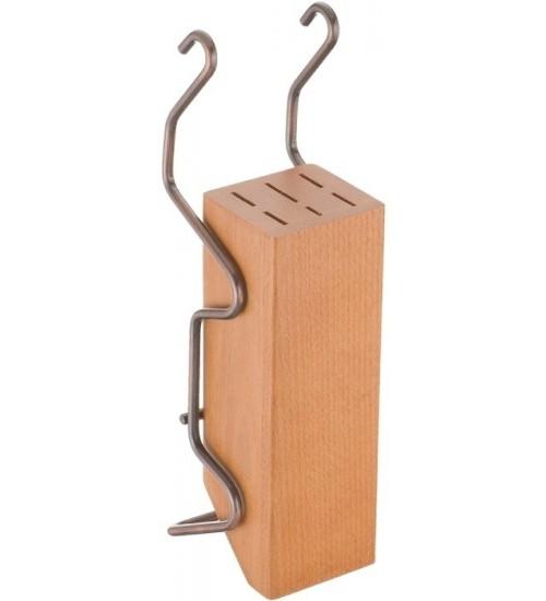 Держатель для ножей Lemi 31403 старая медь
