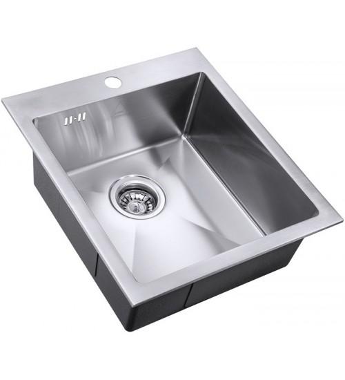 Кухонная мойка Zorg SH R 4551 Antas Матовая сталь