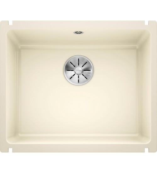 Кухонная мойка Blanco Subline 500-U Глянцевая магнолия (керамика)
