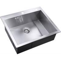 Кухонная мойка Zorg X 5951 Матовая сталь