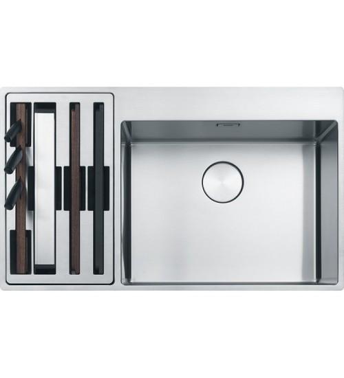 Кухонная мойка Franke Box Center BWX 220-54-27 TL R