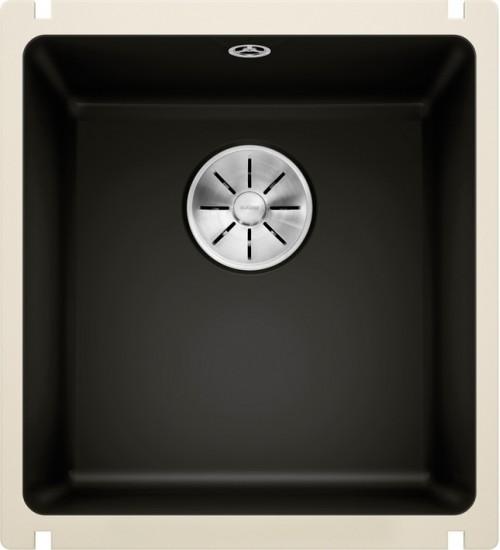 Кухонная мойка Blanco Subline 375-U Черный (керамика)