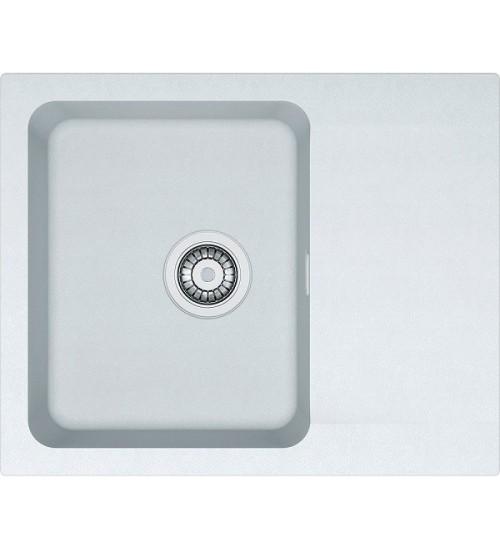 Кухонная мойка Franke Orion OID 611-62 Полярный белый