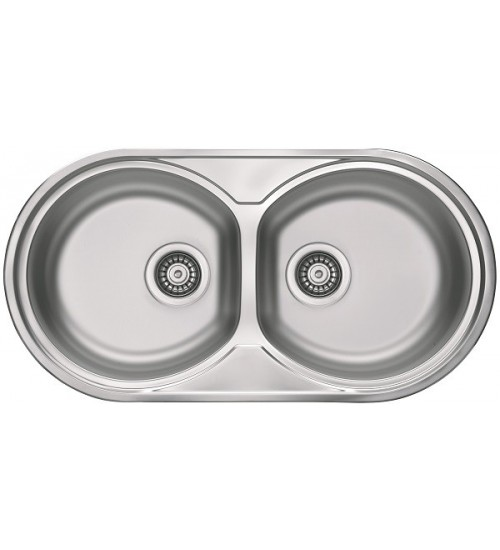 Кухонная мойка Alveus Form 50 Нержавеющая сталь 1060002