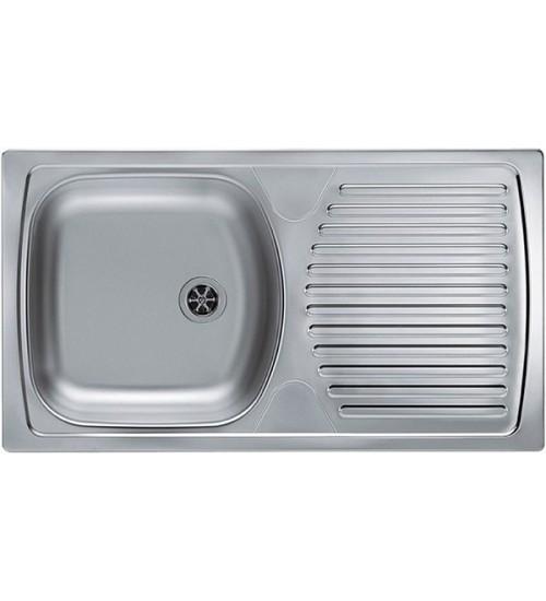 Кухонная мойка Alveus Basic 170 Нержавеющая сталь декор 1136536