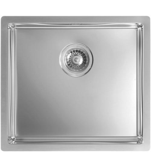 Кухонная мойка Alveus Quadrix 40 Нержавеющая сталь 1102605