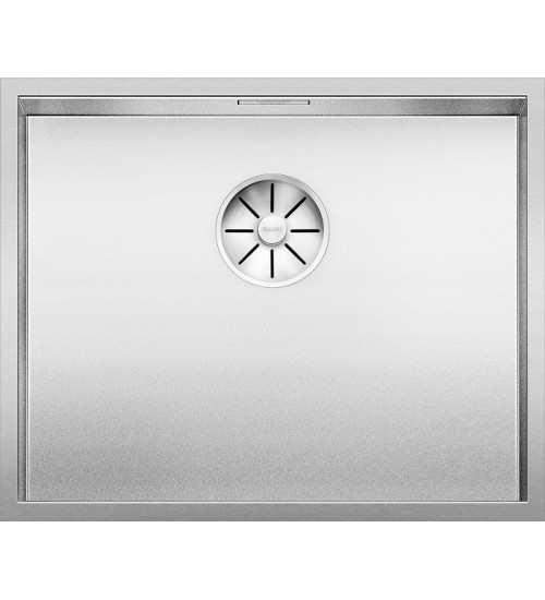 Кухонная мойка Blanco Zerox 500-U Durinox Бархатисто-матовая