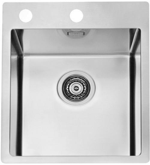 Кухонная мойка Alveus Pure 10 Нержавеющая сталь 1103607