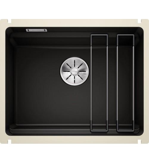 Кухонная мойка Blanco Etagon 500-U Черный (керамика)