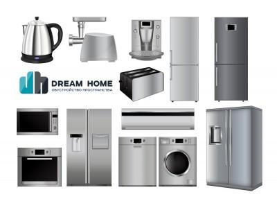 Как выбрать технику для кухни?