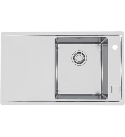 Кухонная мойка Alveus Stricto 10 R Нержавеющая сталь 1124361
