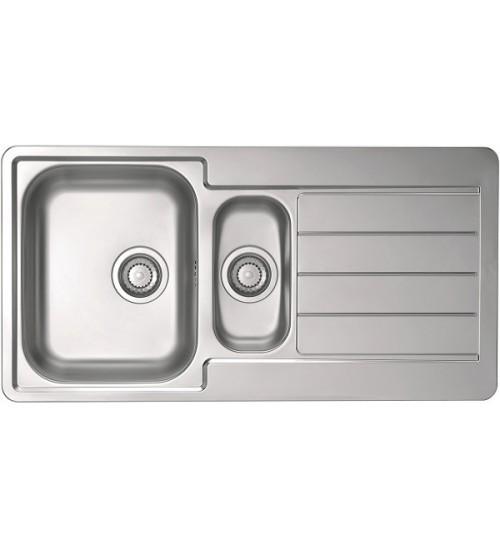 Кухонная мойка Alveus Line 10 Нержавеющая сталь 1064281