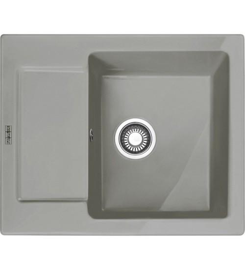 Кухонная мойка Franke Maris MRK 611-62 Жемчужный серый