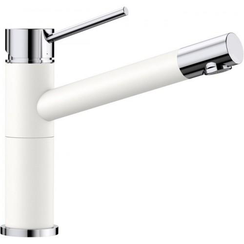 Смеситель Blanco Alta Compact Белый