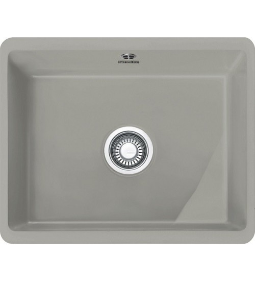 Кухонная мойка Franke Kubus KBK 110-50 Жемчужный серый