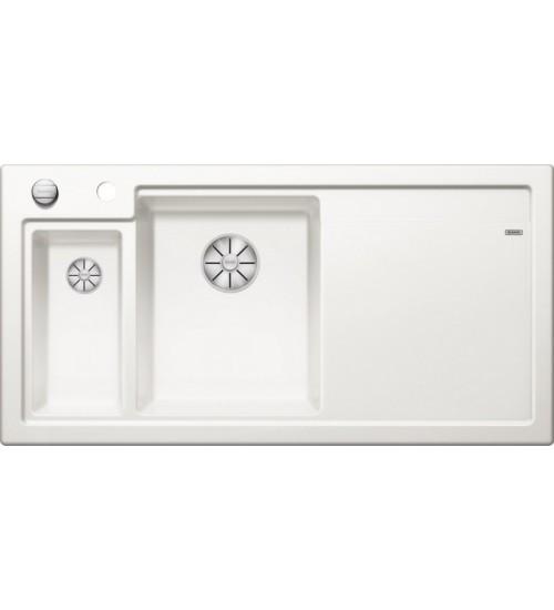 Кухонная мойка Blanco Axon II 6 S L Глянцевый белый