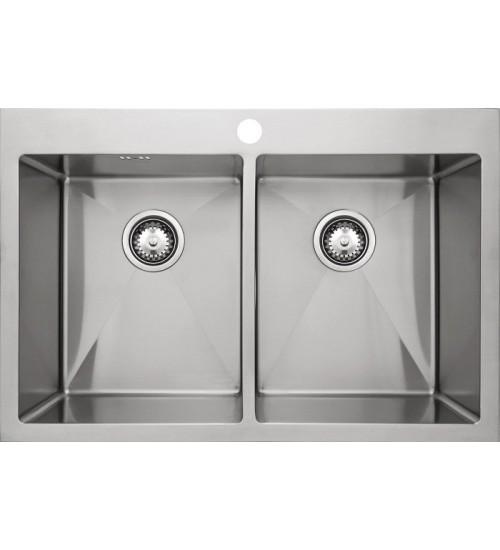 Кухонная мойка Seaman Eco Marino SMB-7651DS