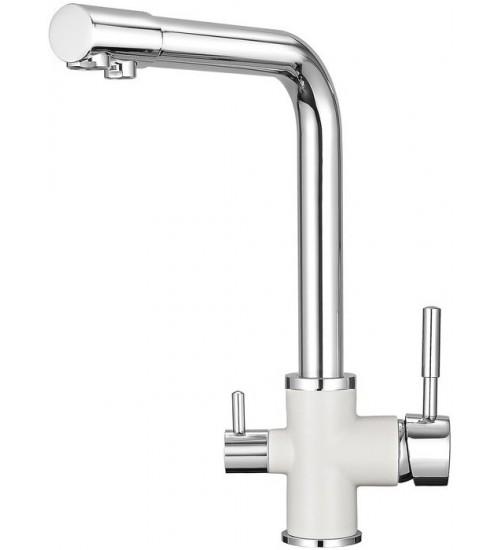 Кухонный смеситель Granula GR-3015 Арктик