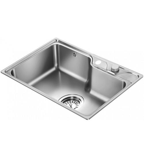 Кухонная мойка Oulin OL-CS210 Нержавеющая сталь