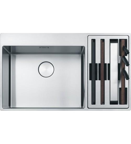 Кухонная мойка Franke Box Center BWX 220-54-27 TL L
