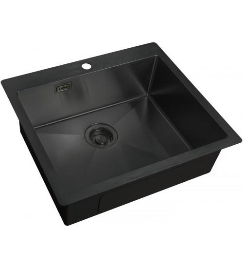 Кухонная мойка Zorg ZL R 590510 Grafit