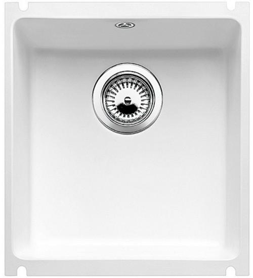 Кухонная мойка Blanco Subline 375-U Белый (керамика)