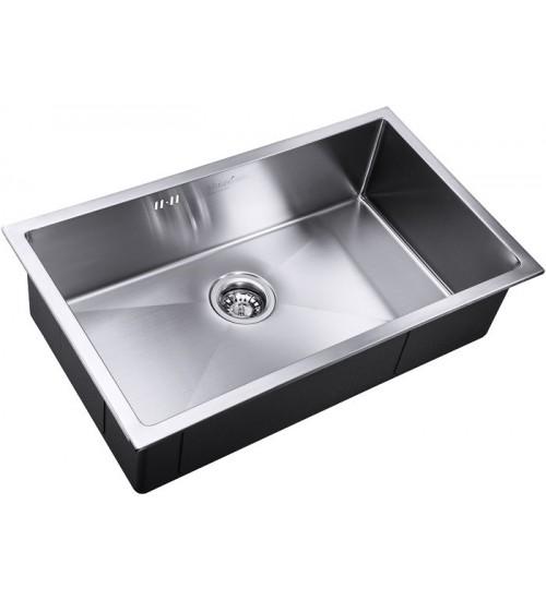 Кухонная мойка Zorg RX 7444 Матовая сталь