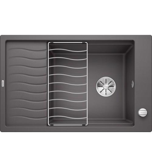 Кухонная мойка Blanco Elon XL 6 S Темная скала