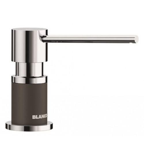 Дозатор для мыла Blanco Lato Кофе