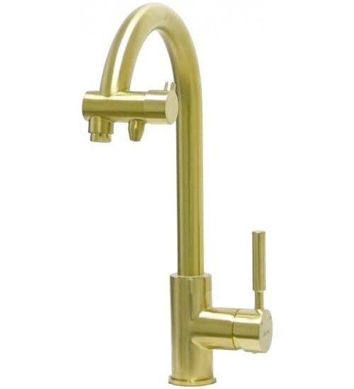Кухонный смеситель Seaman Barcelone SSL-5226 Antique Gold