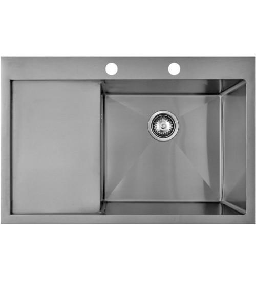 Кухонная мойка Seaman Eco Marino SMB-7851LS, вентиль-автомат