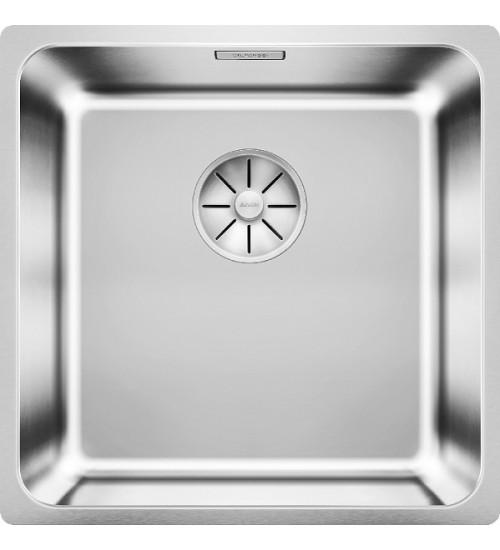 Кухонная мойка Blanco Solis 400-U Нержавеющая сталь полированная