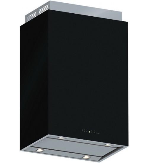 Настенная вытяжка Falmec Laguna 60 см Чёрное стекло
