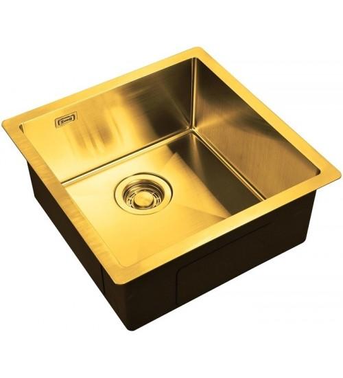 Кухонная мойка Zorg ZL R 440440 Bronze