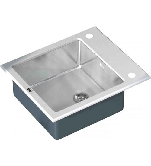 Кухонная мойка Zorg GL 6051 White