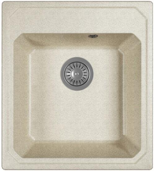 Кухонная мойка Bamboo Кардинал 450 Серый